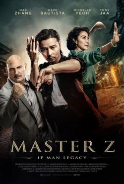 Мастер Z: Наследие Ип Мана (2018)
